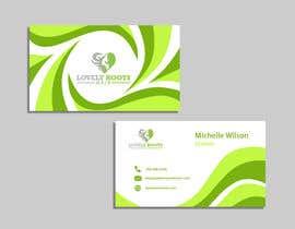Nro 862 kilpailuun Business Card Design for Hair Company käyttäjältä Useful6923