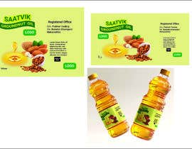 #6 para Edible oil packaging design por khadizasathi