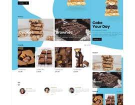 #91 cho Cupcake Company Responsive Website Template bởi muhammadhari336