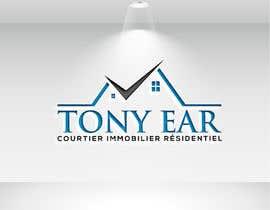 Nro 649 kilpailuun Logo for Tony Ear, Real estate broker and branding käyttäjältä habibabgd