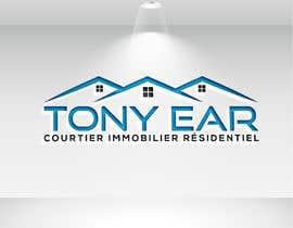 Nro 652 kilpailuun Logo for Tony Ear, Real estate broker and branding käyttäjältä habibabgd