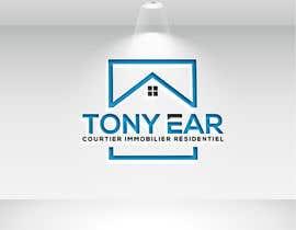 Nro 653 kilpailuun Logo for Tony Ear, Real estate broker and branding käyttäjältä habibabgd