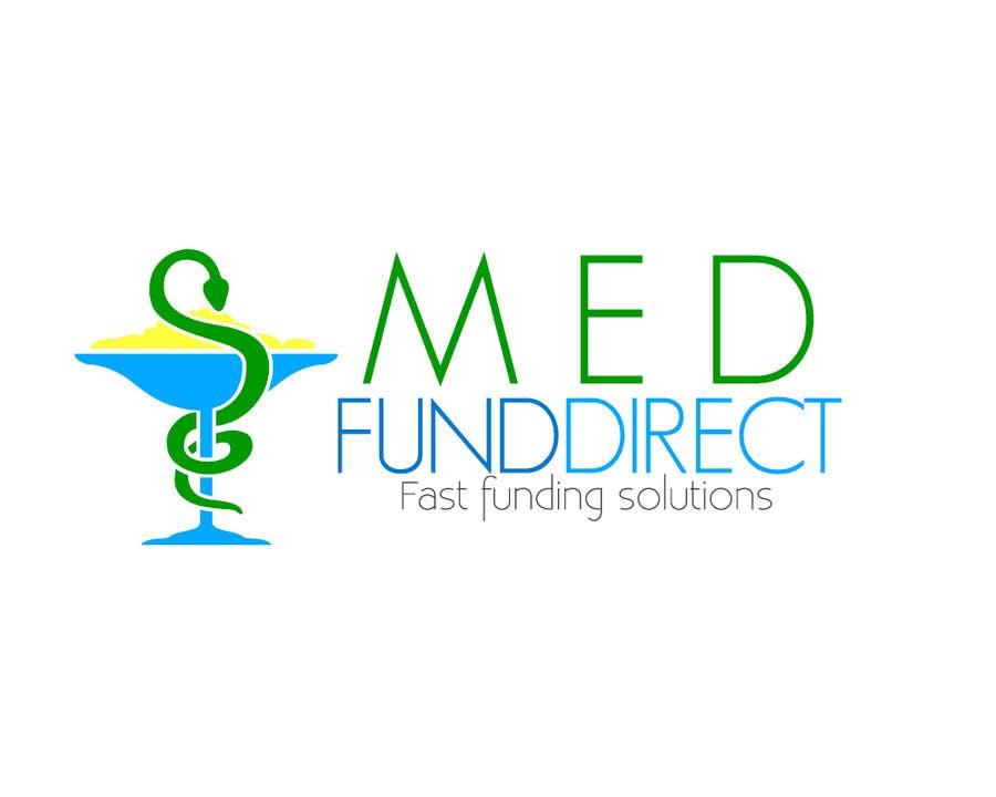 Konkurrenceindlæg #9 for Logo Design medical finance site