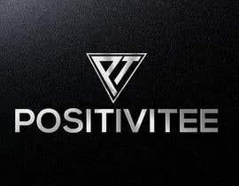 Nro 212 kilpailuun PositiviTee - logo design käyttäjältä sharminnaharm