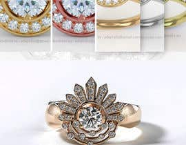 nº 91 pour Design a website for selling rare gemstones and expensive jewelry par adigitalis