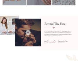 nº 76 pour Design a website for selling rare gemstones and expensive jewelry par devendarthapa
