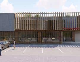 nº 9 pour Facade building - RESTAURANT par koremre