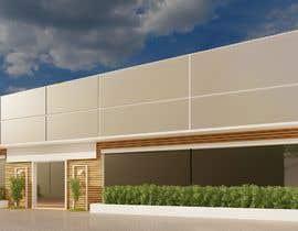 nº 28 pour Facade building - RESTAURANT par Rawanhudaib14