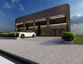 nº 11 pour Facade building - RESTAURANT par SanjayRanpal2021