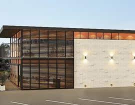 nº 16 pour Facade building - RESTAURANT par krizianik