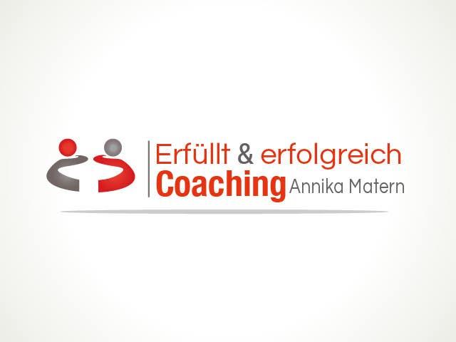 "#134 for Design a Logo ""Erfüllt & erfolgreich Coaching"" !Please read the text by rashedhannan"