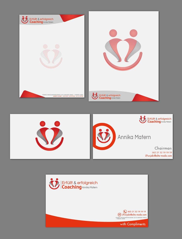 "#161 for Design a Logo ""Erfüllt & erfolgreich Coaching"" !Please read the text by rashedhannan"