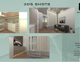 #60 for Floorplan for small studio af Bram90