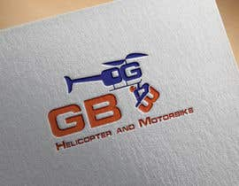 #52 untuk Image shilouette G B helicopter and Motorbike oleh neshadn