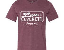 nº 78 pour Live on Leverett Tee Vintage Concert shirt design par rockztah89