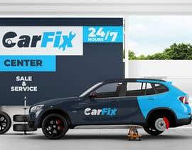 nº 742 pour Logo for Car's Care Company par ashrafhossainbd