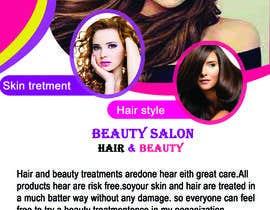#77 для salon flyers от sheikhripon490