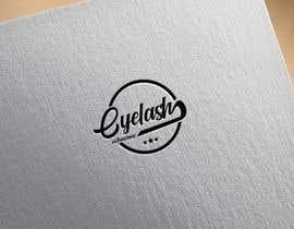 Nro 301 kilpailuun Create a business logo for eyelash extensions käyttäjältä AbodySamy