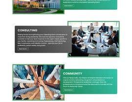 Nro 203 kilpailuun Recruiting company home/landing page käyttäjältä mjmarazbd
