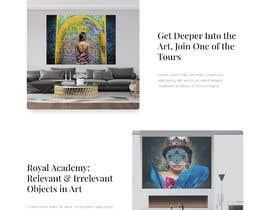 #141 for Build me Art Gallery Website af sazonmahmud2018