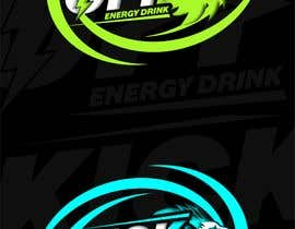 #1041 for LOGO FOR ENERGY DRINK by barbarart
