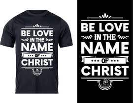 #133 untuk Be Love I.N.C. T-Shirt Design oleh ansercreation