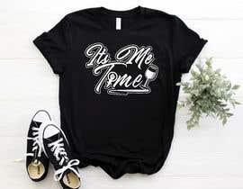 nº 262 pour It's Me Time Tshirt Design par designersumi
