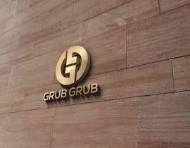 Nro 498 kilpailuun logo marca grub grub käyttäjältä akterlaboni063