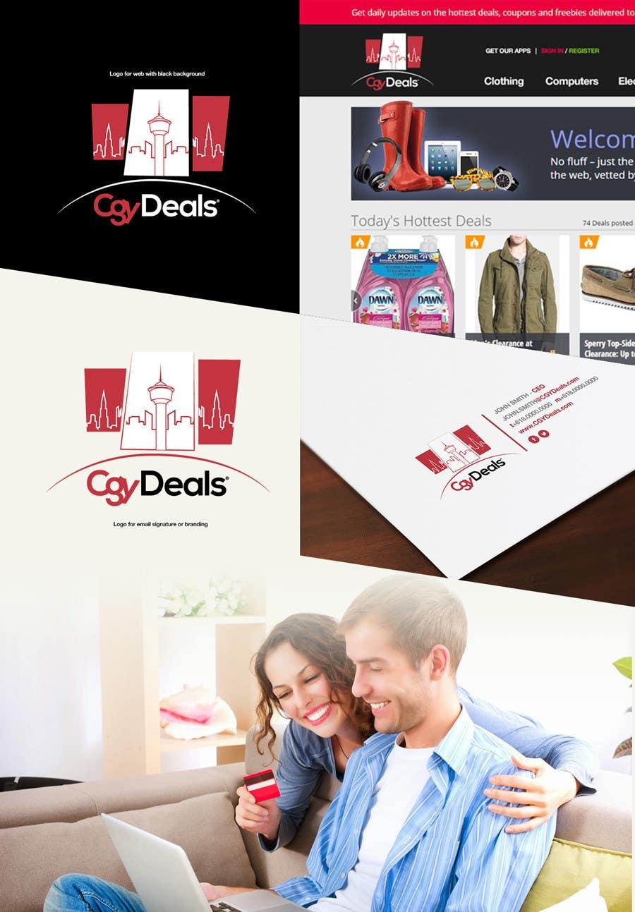 Kilpailutyö #12 kilpailussa Design a Logo For Deals/Coupon Website