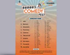 #13 para Poster for a Stand-Up Comedy Festival por emtiaznasim24