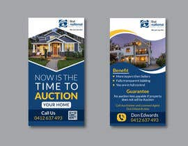 #136 cho flyers promoting sale by auction bởi rikomia720