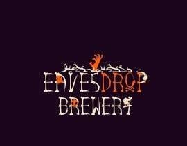 Nro 336 kilpailuun Eavesdrop Brewery Halloween Font käyttäjältä kunchenfactory