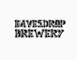 Nro 75 kilpailuun Eavesdrop Brewery Halloween Font käyttäjältä ahmedfrustrated