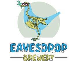 Nro 276 kilpailuun Eavesdrop Brewery Halloween Font käyttäjältä ansercreation