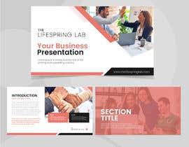 Nro 2 kilpailuun Powerpoint Template Design käyttäjältä se7ensky