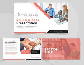 Nro 17 kilpailuun Powerpoint Template Design käyttäjältä se7ensky