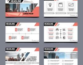Nro 22 kilpailuun Powerpoint Template Design käyttäjältä rasidulislam699