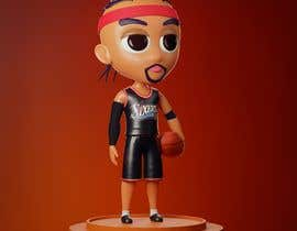 Nro 49 kilpailuun 3D Basketball/NFL Player (Chibi or Bobble Head Style) käyttäjältä shalton4