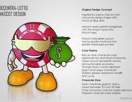 yusaldy tarafından Design a Mascot/character for a Decentralized Lotto için no 138