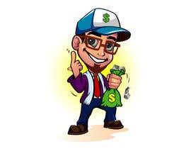 sudinroy tarafından Design a Mascot/character for a Decentralized Lotto için no 140