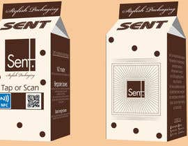 "Krioks tarafından Design a promotional ""about us"" brochure on a milk carton için no 36"