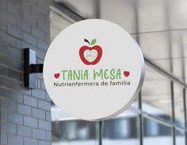 Nro 332 kilpailuun Design a logo for a nutritionist and nurse specialized in childhood käyttäjältä huzaifahassanzai
