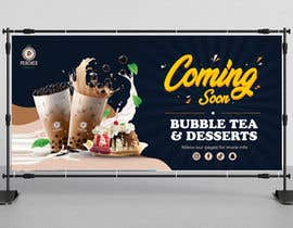 #71 for Create a Coming Soon Banner 2 meters by 4 meters af Taposs