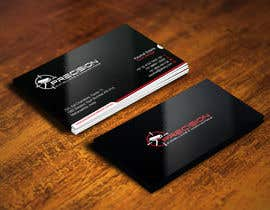 #57 for Design some Business Cards for CCTV installing company af gohardecent