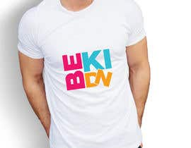 Nro 344 kilpailuun Logo for T shirt käyttäjältä rowsonara1000