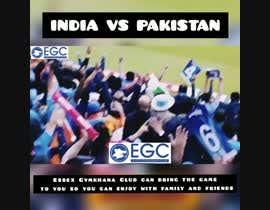 SID25AHER tarafından Build a promo video for India vs Pak world cup t20 live telecast event for our club için no 14