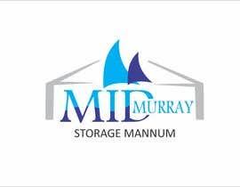 Nro 413 kilpailuun Logo Design for:  Mid Murray Storage Mannum  (please read the brief!) käyttäjältä marciopaivaferna