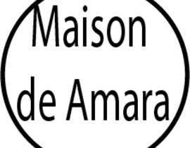 Nro 100 kilpailuun Design a logo - Maison de Amara käyttäjältä darkavdark