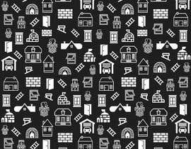Nro 40 kilpailuun Design a vector pattern - real estate käyttäjältä CheetahMedia