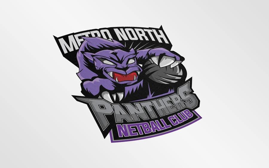 Kilpailutyö #17 kilpailussa Design a Logo for Netball Club